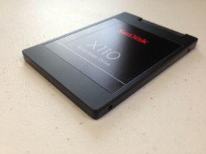 hébergements SSD