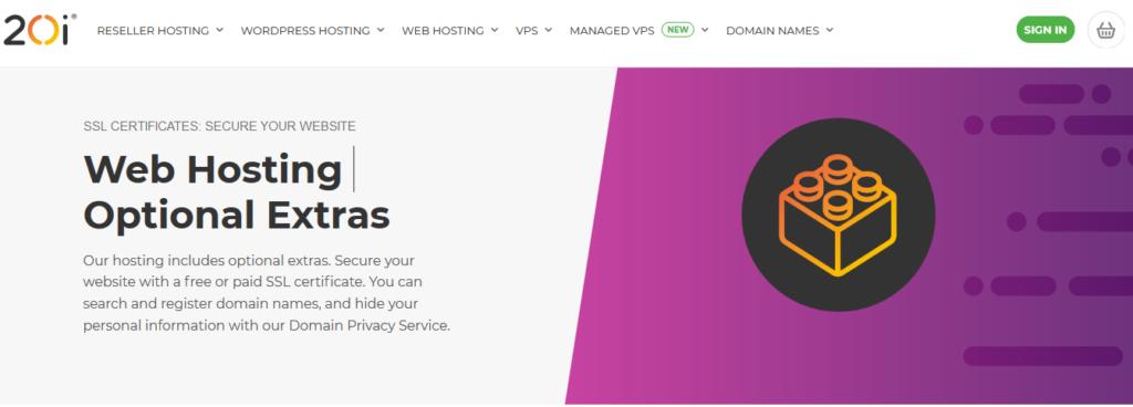 Hébergements Web gratuits 2Oi