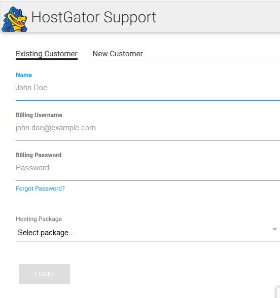 live chat hostgator